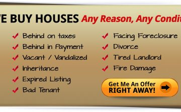 We Buy Houses As-Is in Baltimore